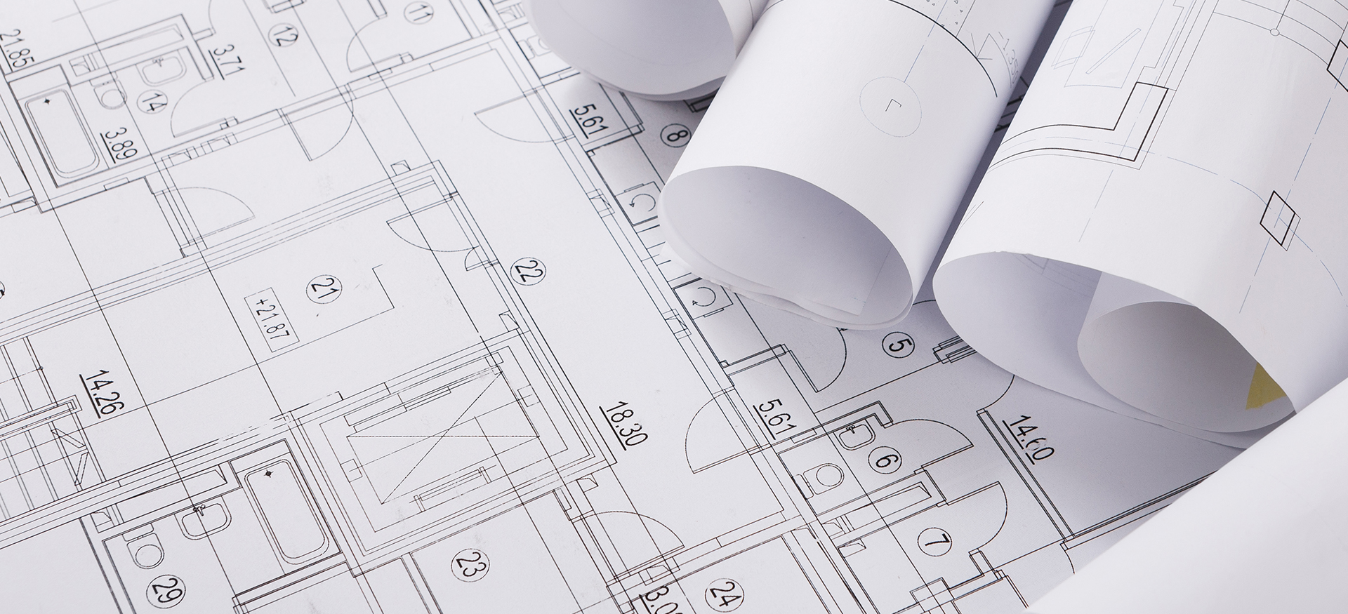 heating and cooling blueprints