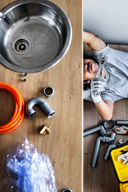 plumbing and heating repair services